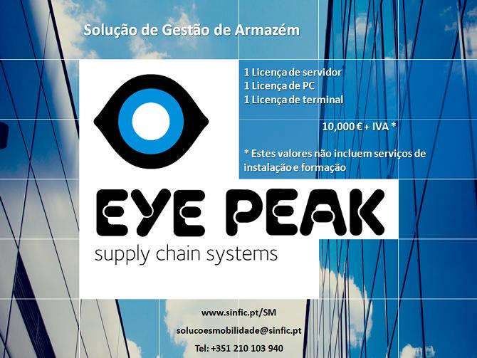 Promo��o Eye Peak Supply Chain System